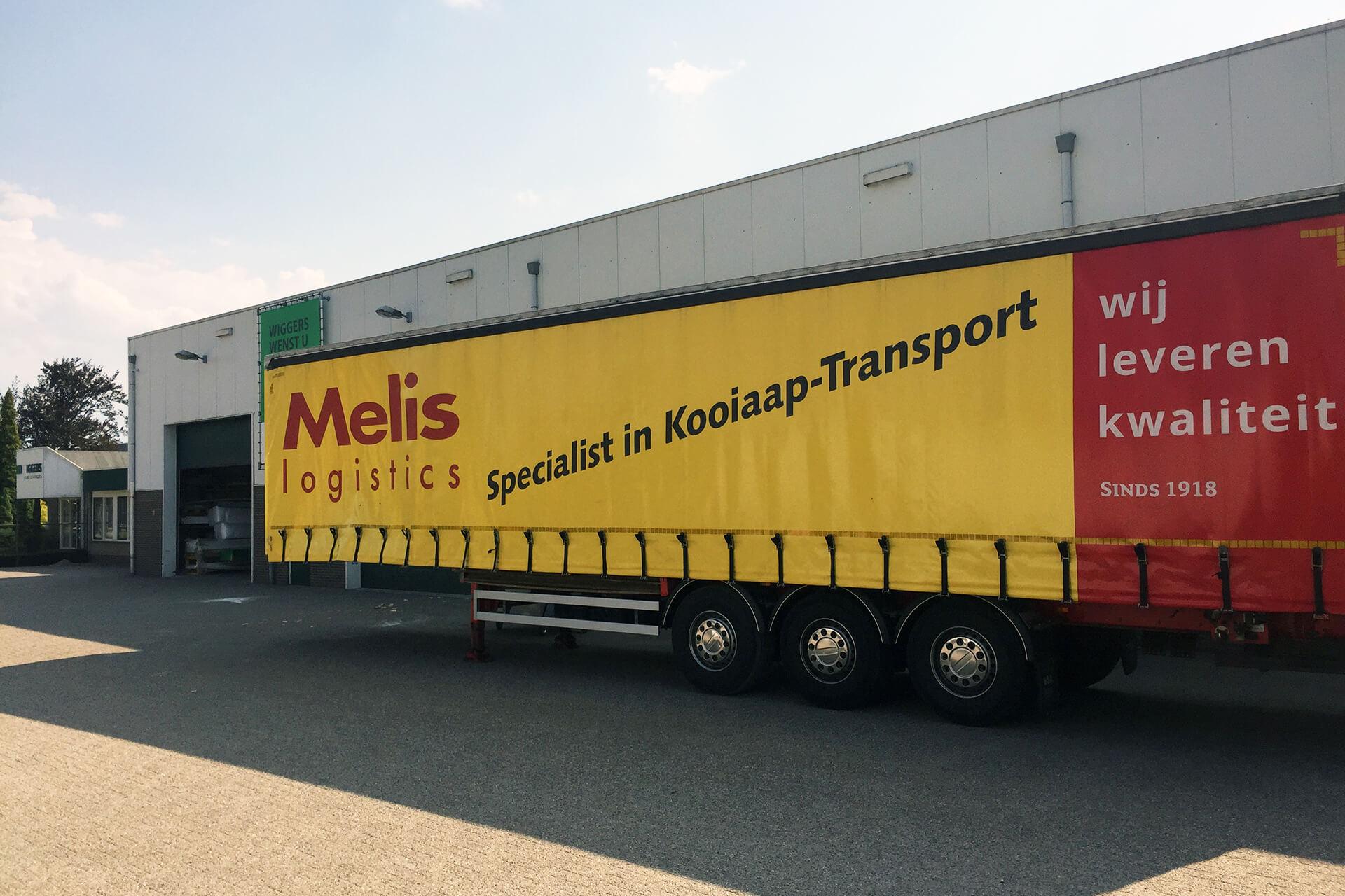 Wiggers en Melis Logistics