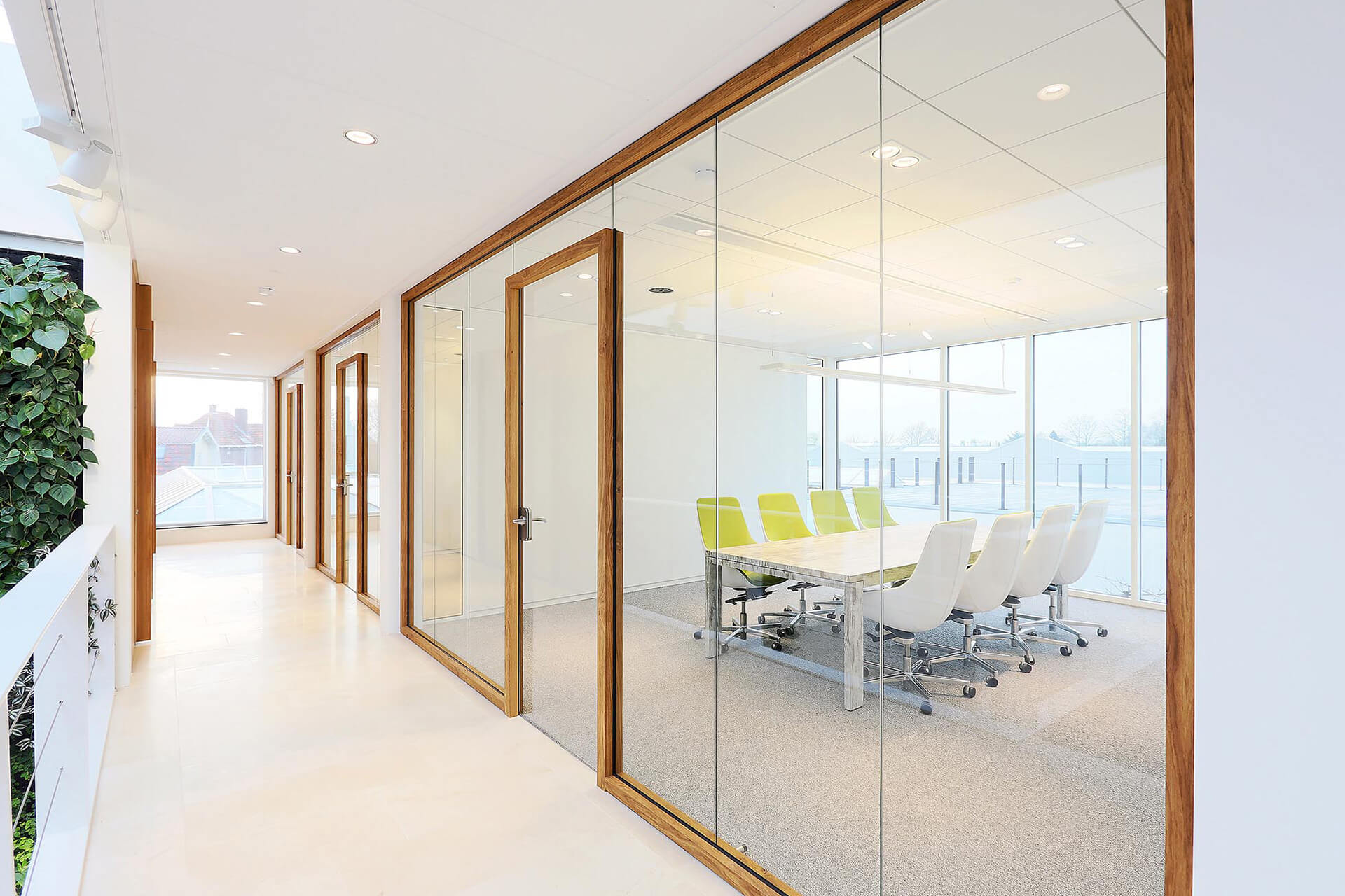 Luxueuze kantoren
